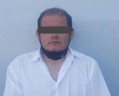 Un ministro evangelista fue detenido por el delito de equiparable a la violación