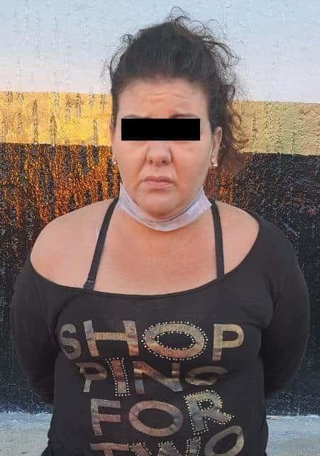 La mujer levaba 18 prendas de ropa interior que sustrajo de una tienda departamental