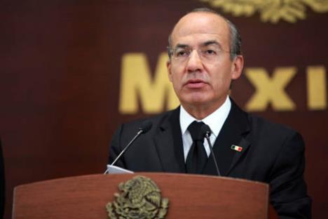 Ya perdoné a Felipe Calderón por robarme la Presidencia:AMLO