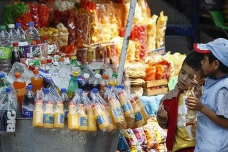 Tabasco sería segundo en prohibir comida chatarra a menores
