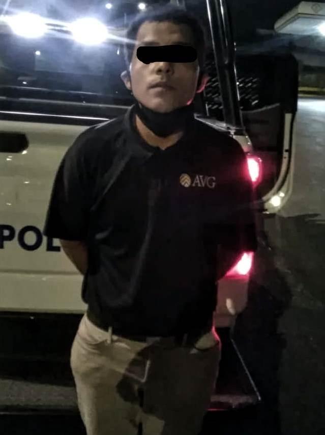 Era buscado por su participación en asaltos a tiendas de conveniencia
