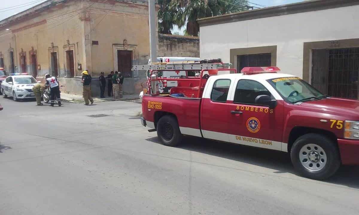 Los oficiales de tránsito terminaron con lesiones de consideración al ser atacados a pedradas por pandilleros