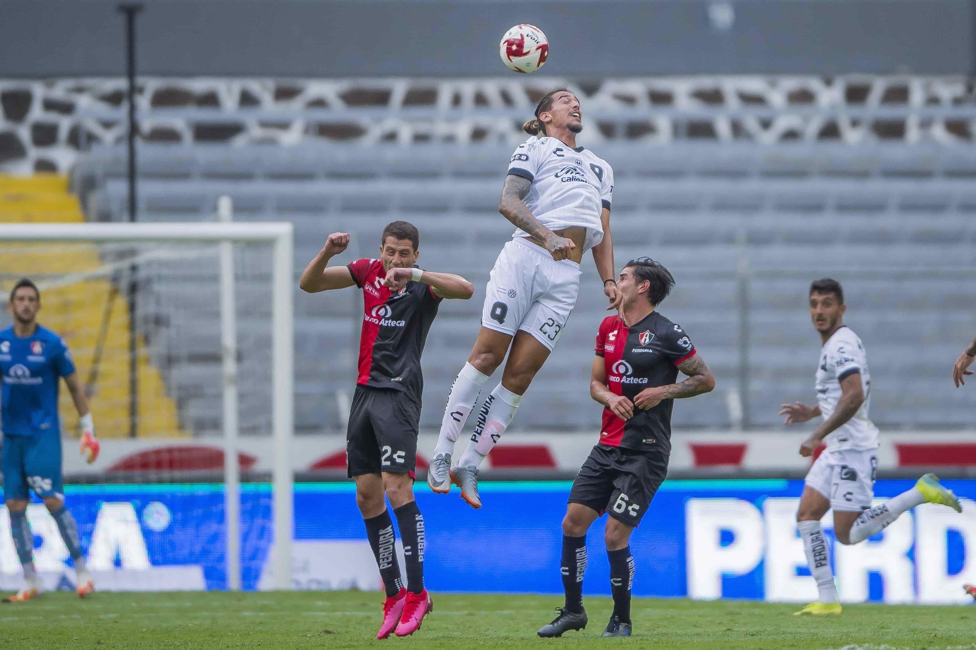 Atlas 1-0 Querétaro