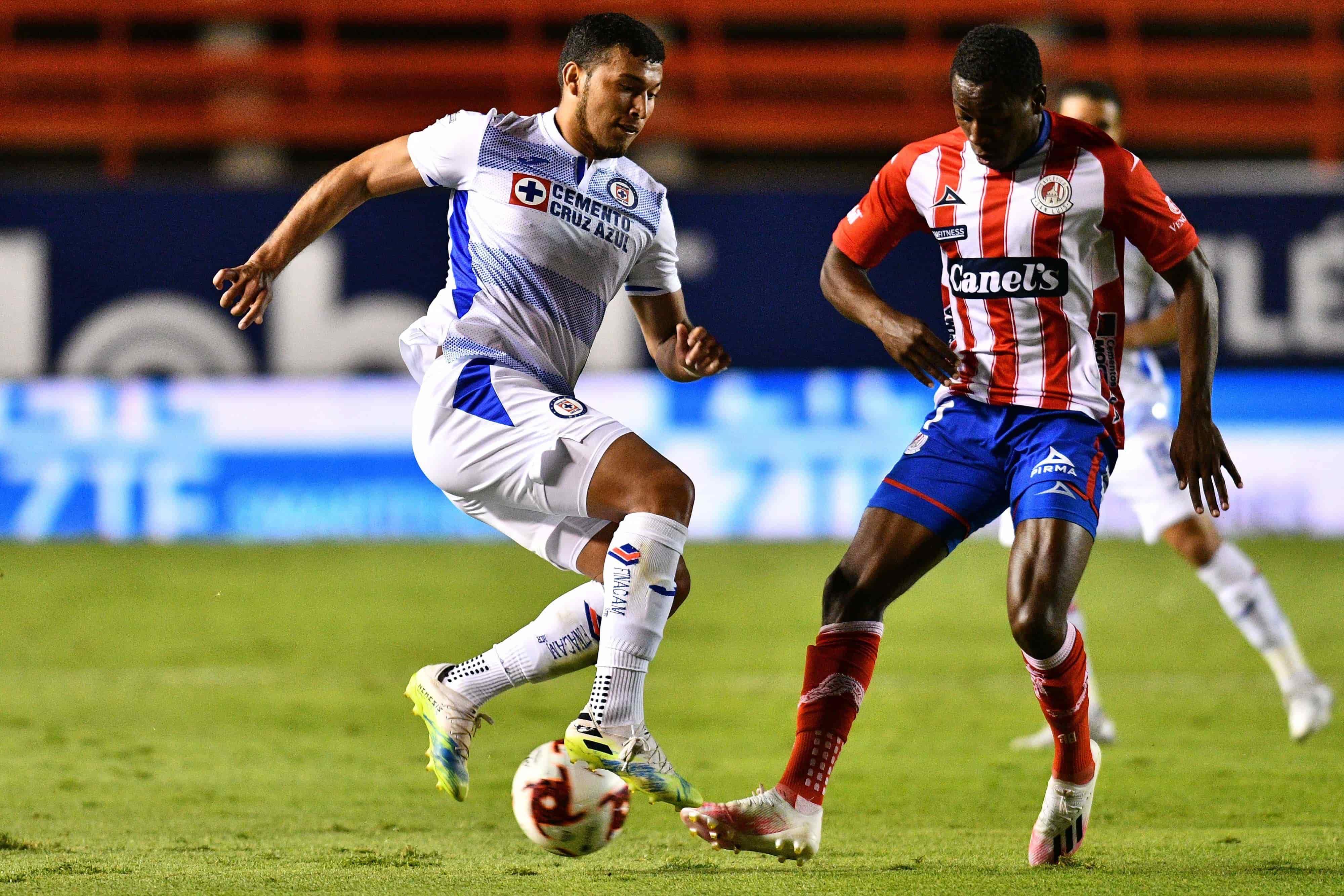San Luis 1-3 Cruz Azul