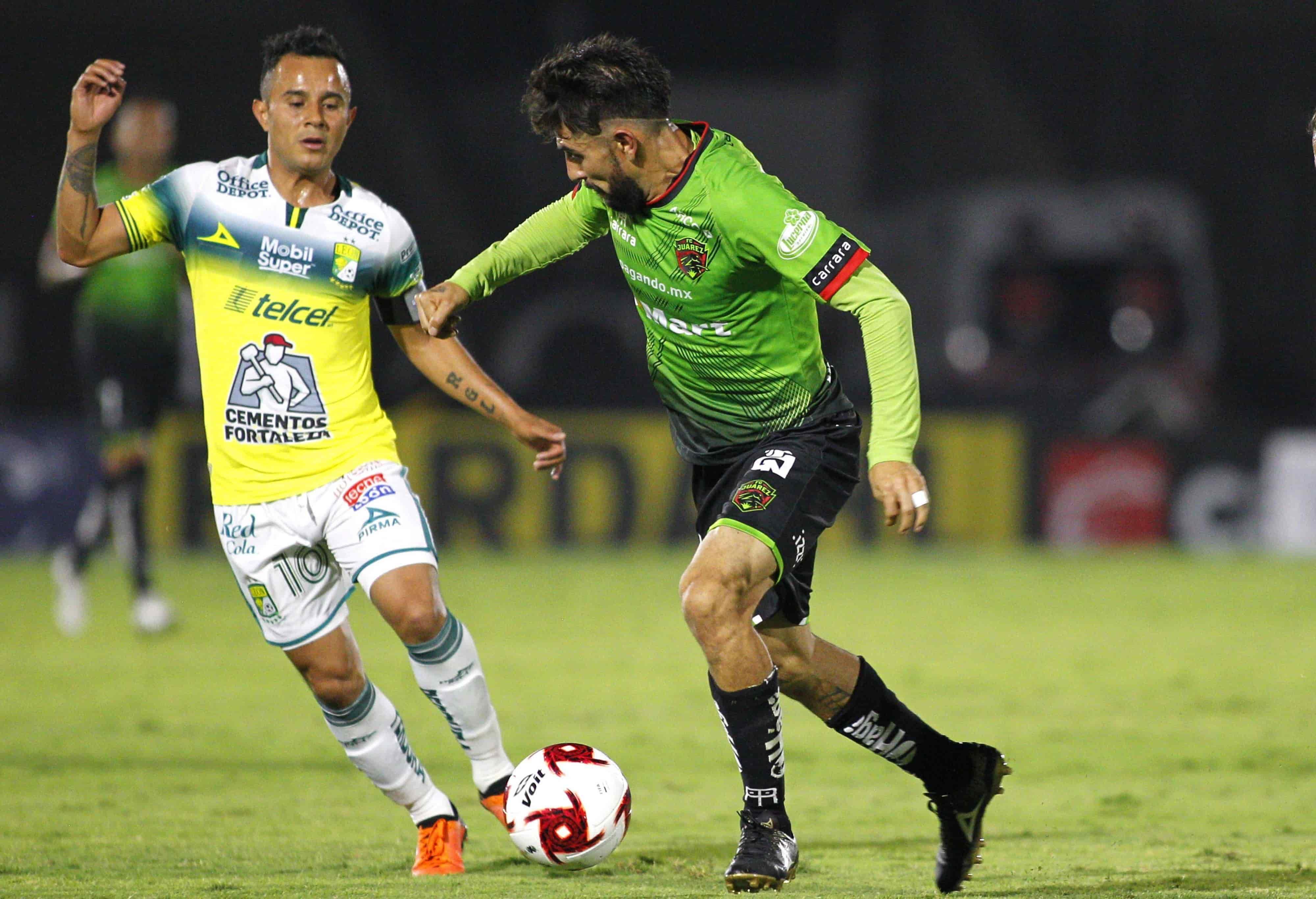 Juárez 0-0 León