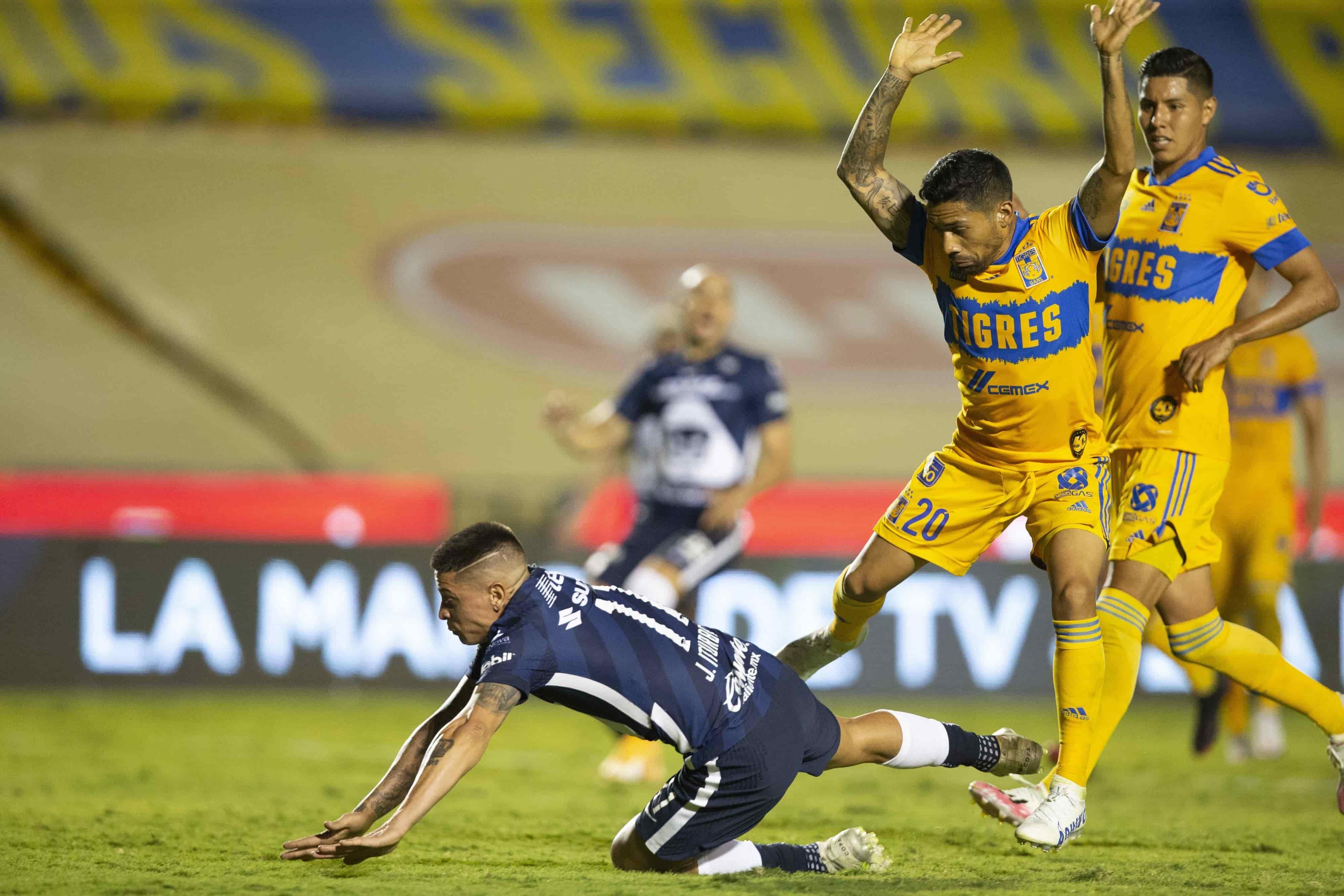 Tigres 1-1 Pumas
