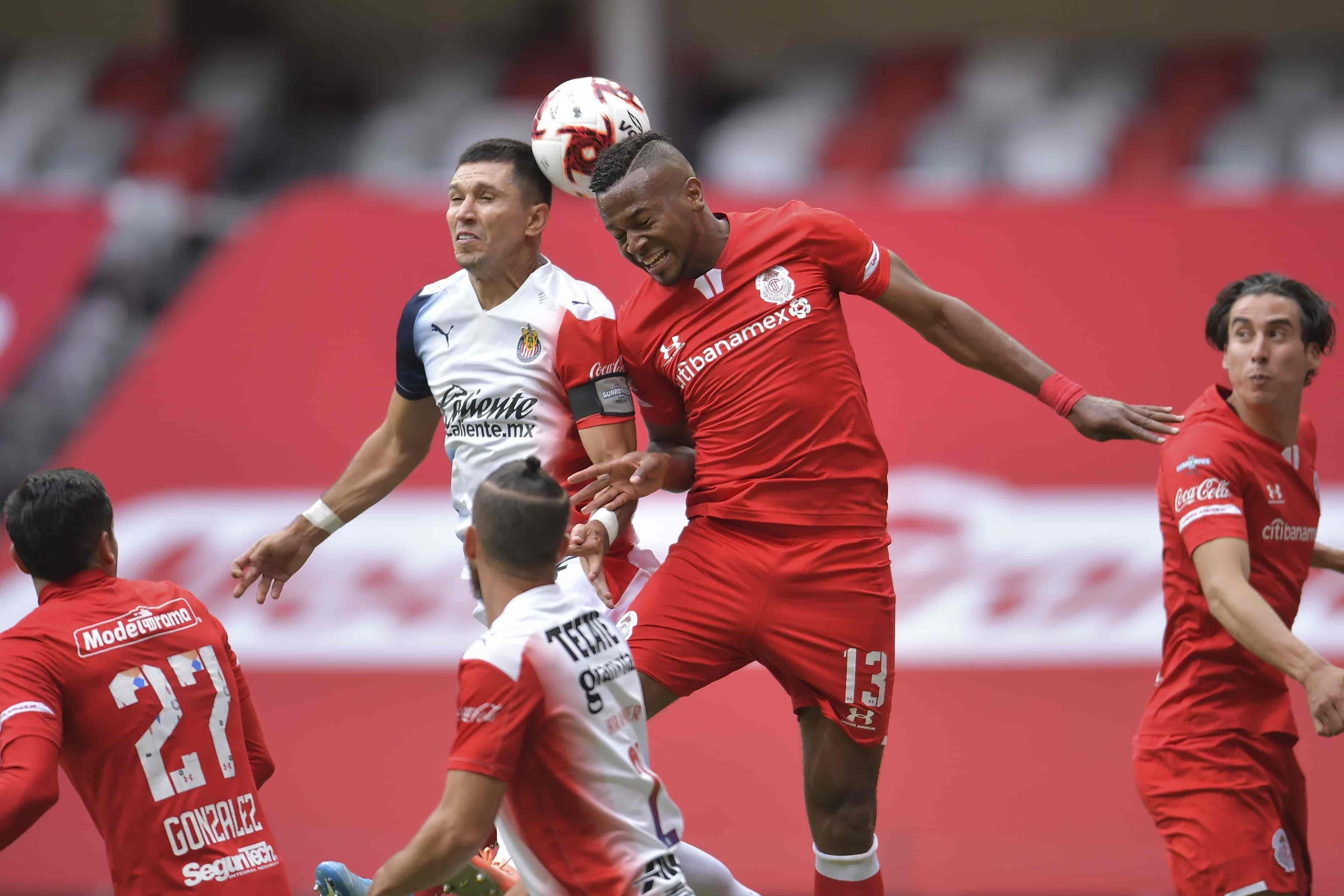 Toluca 1-0 Chivas