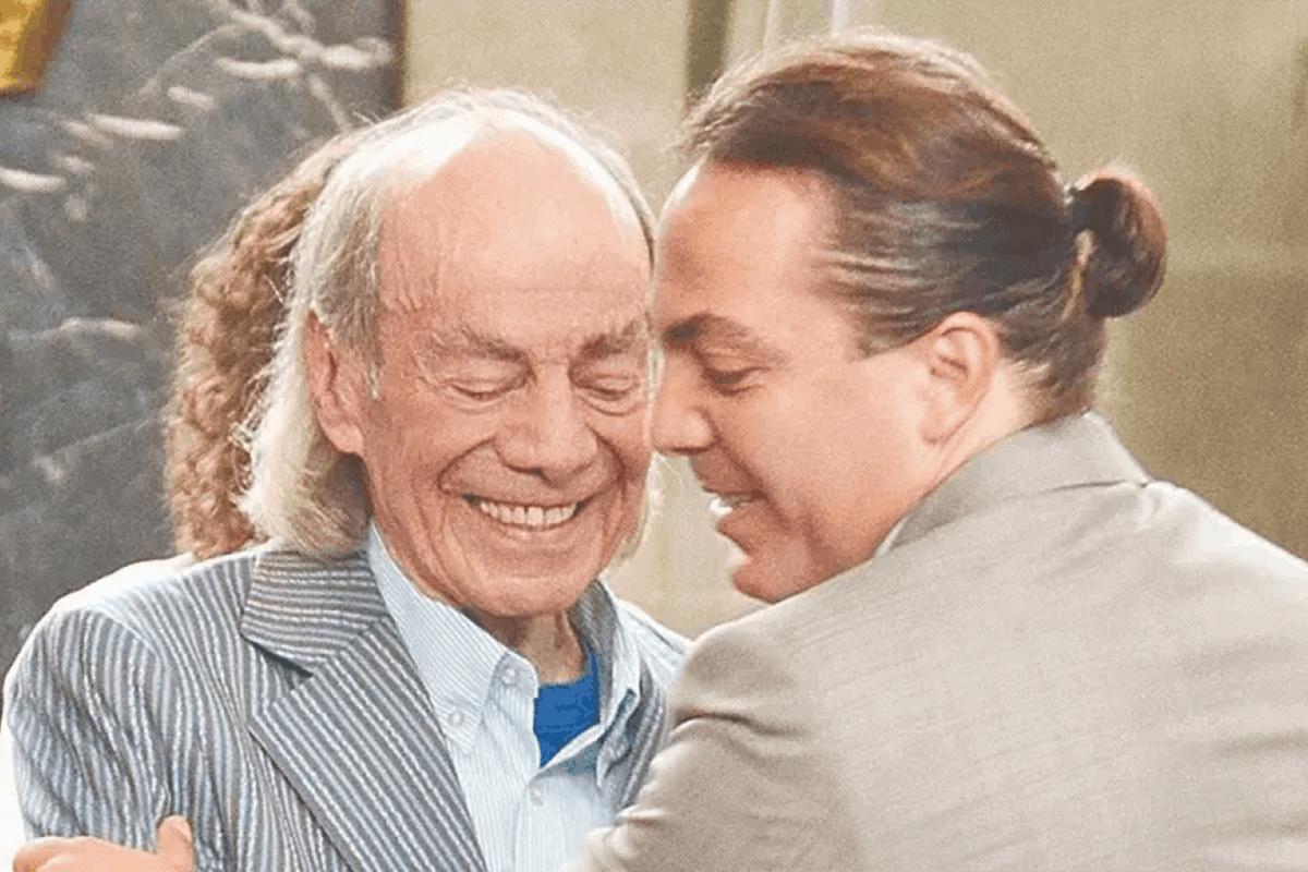 Cristian Castro y Manuel El Loco Valdés