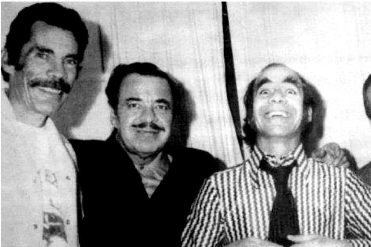 Ramón Valdés, Germán Valdés y Manuel El Loco Valdés