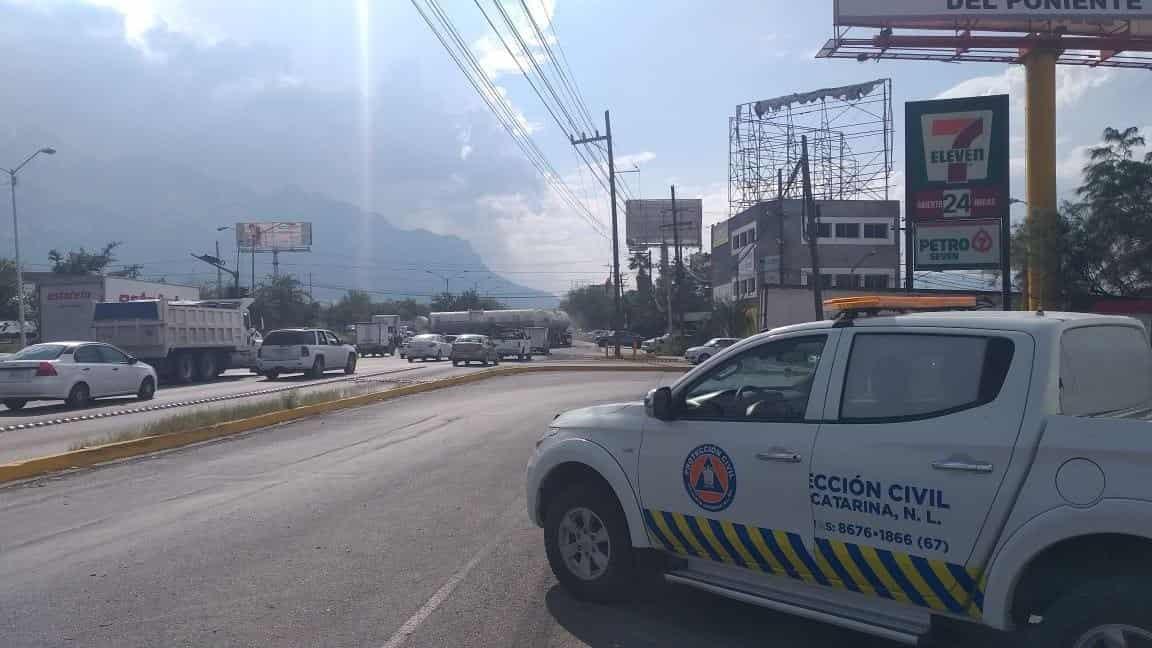 Al menos cinco lesionados dejó el choque de un Ruta 400