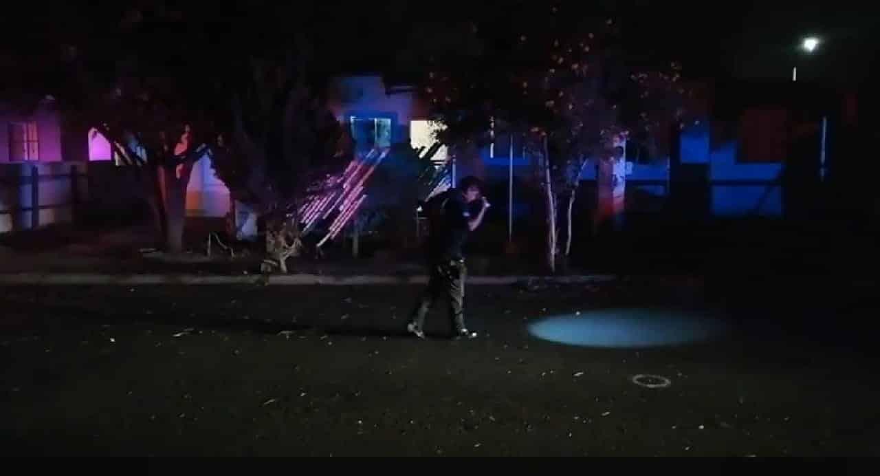 El ataque dejó a un menor de 4 años de edad sin vida junto con su padrastro y dos personas más lesionadas
