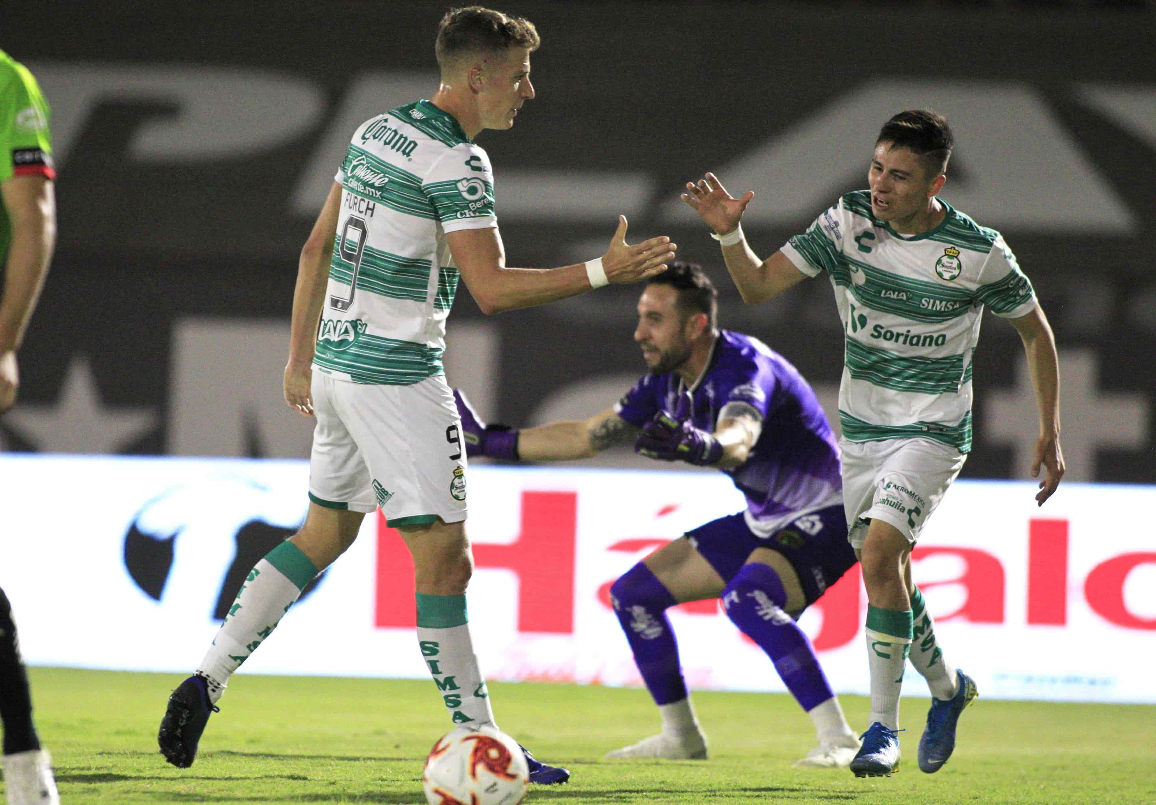 FC Juárez 1 - 1 Santos