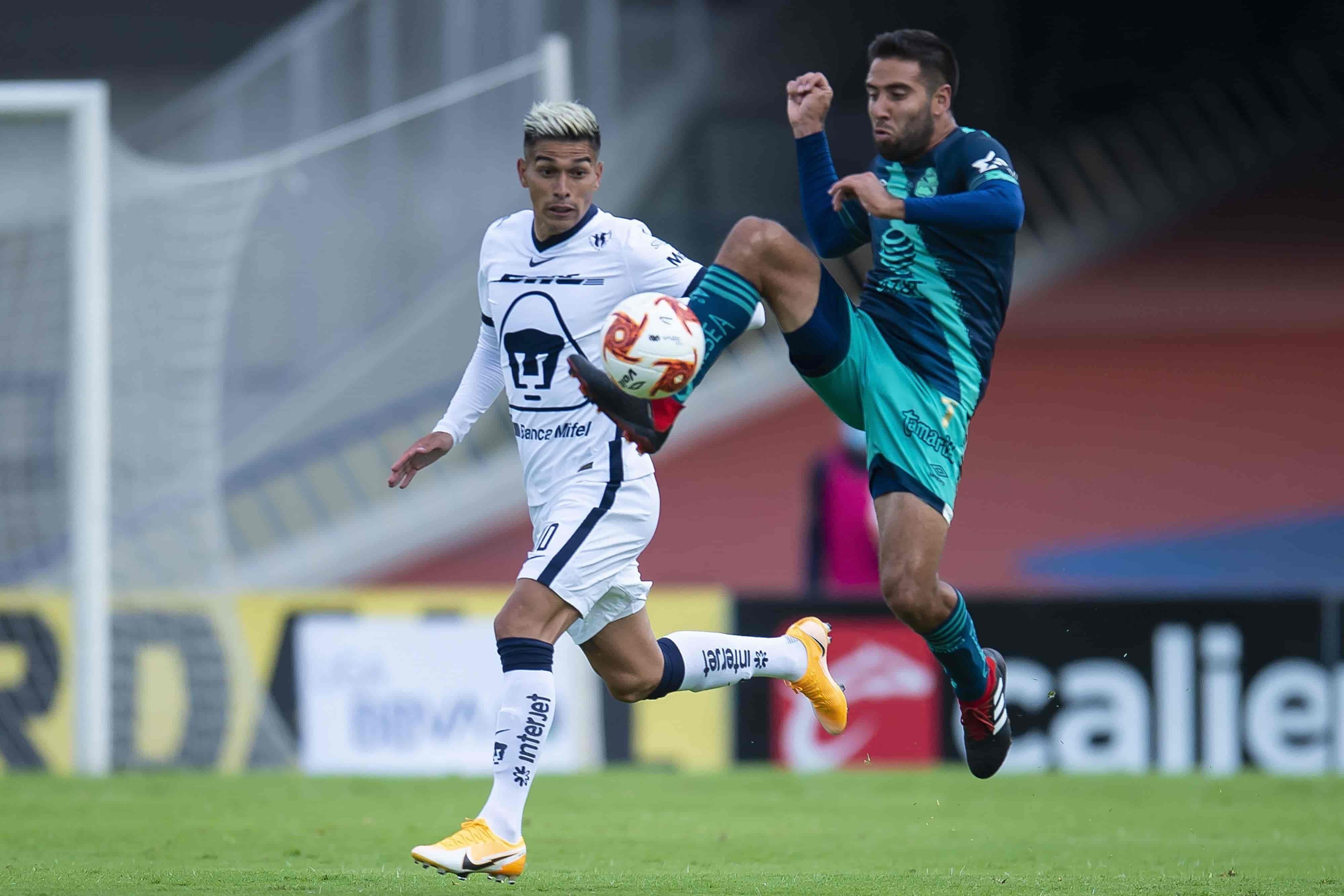 Pumas 4 - 1 Puebla