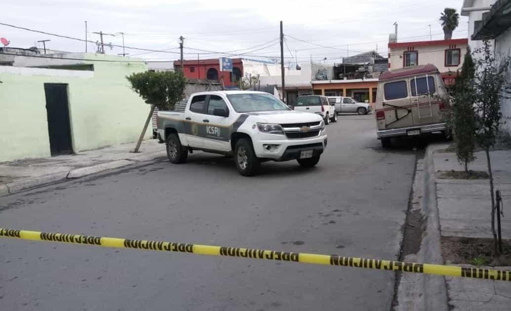 La mujer terminó con varias heridas después de ser atacada a balazos