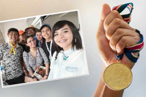 ¡Son Tec! Estudiantes sobresalen en Olimpiada de Biología