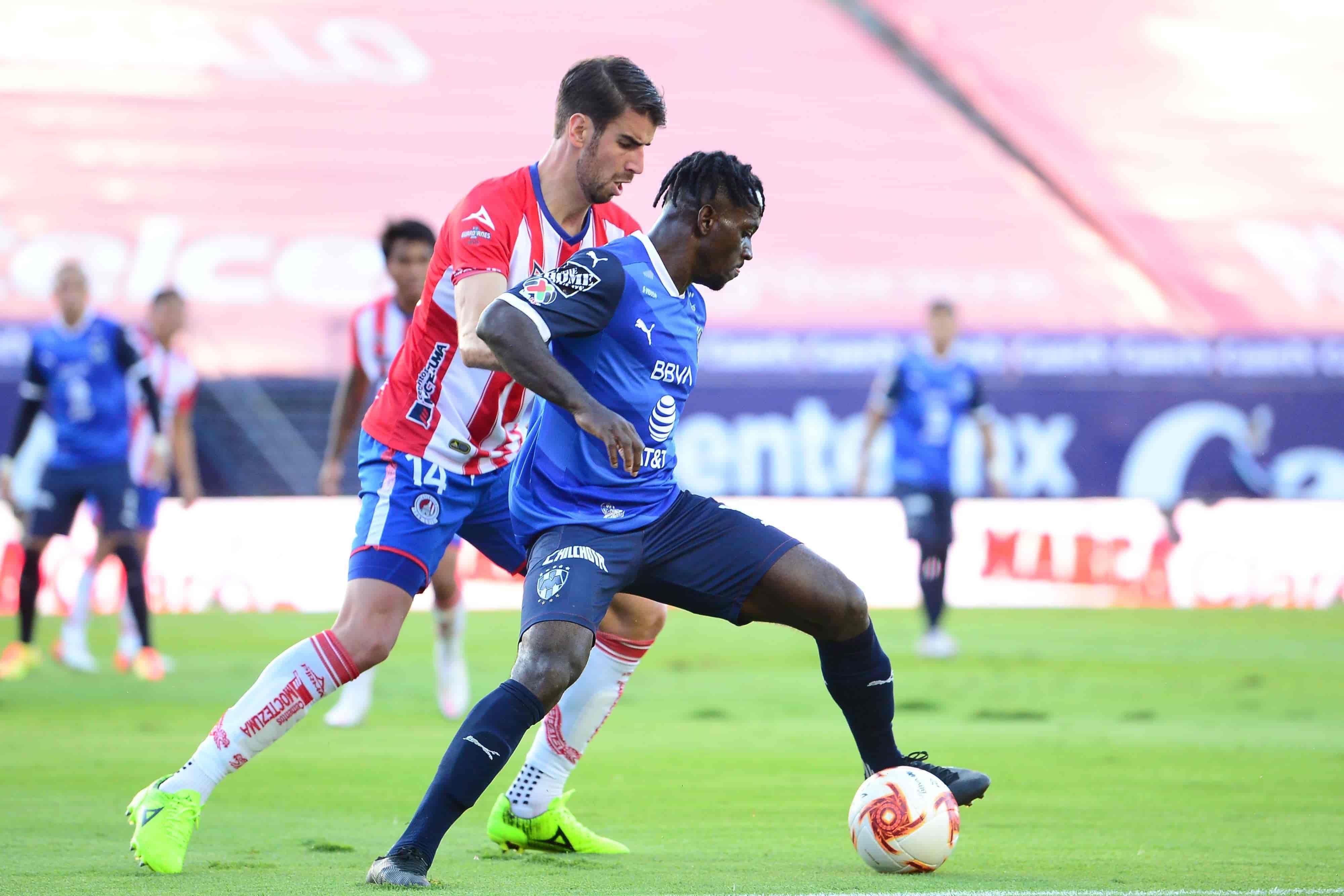El primer gol se lo adjudicó Aké Loba