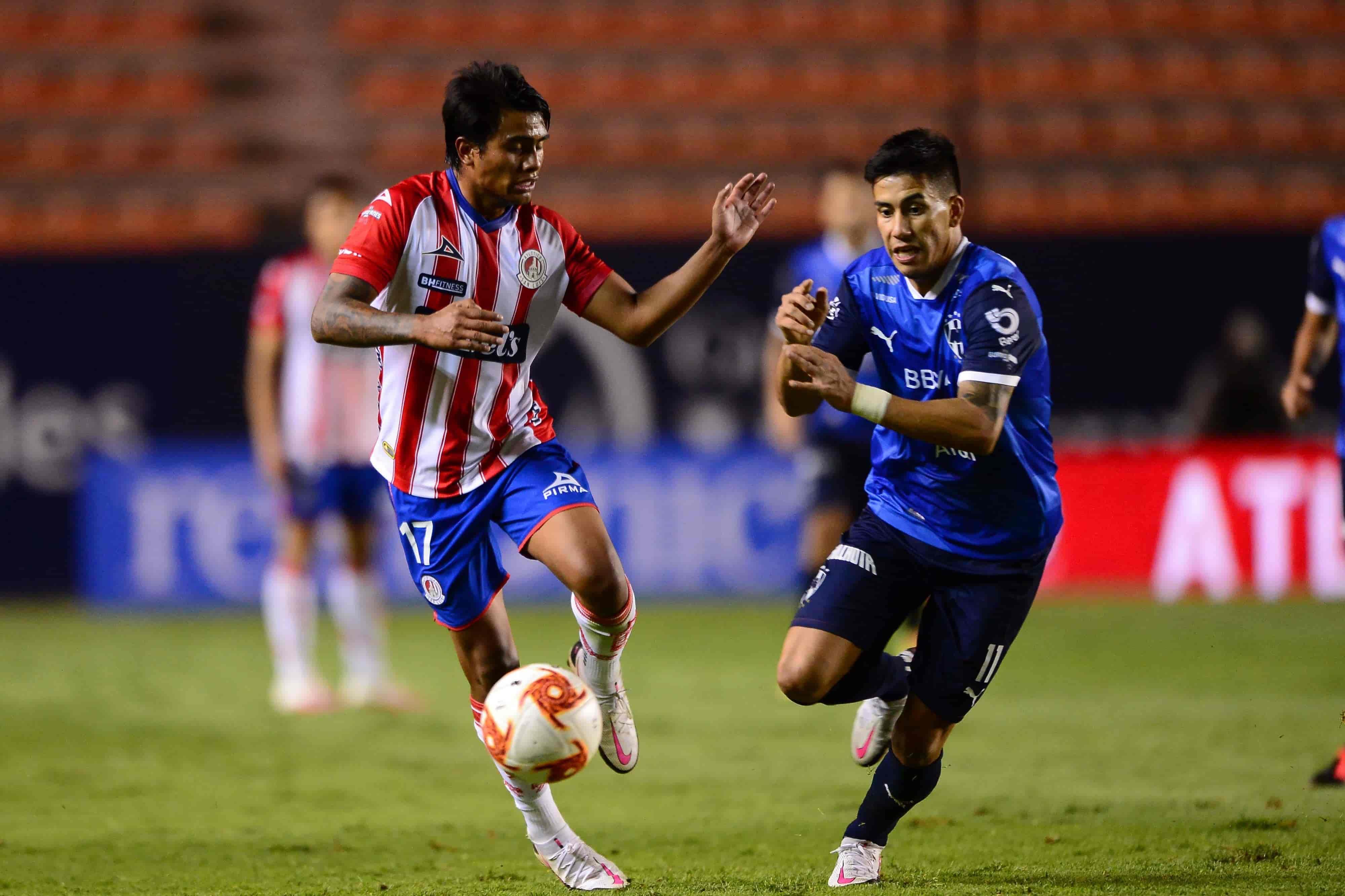 Atlético de San Luis 1 - 2 Monterrey