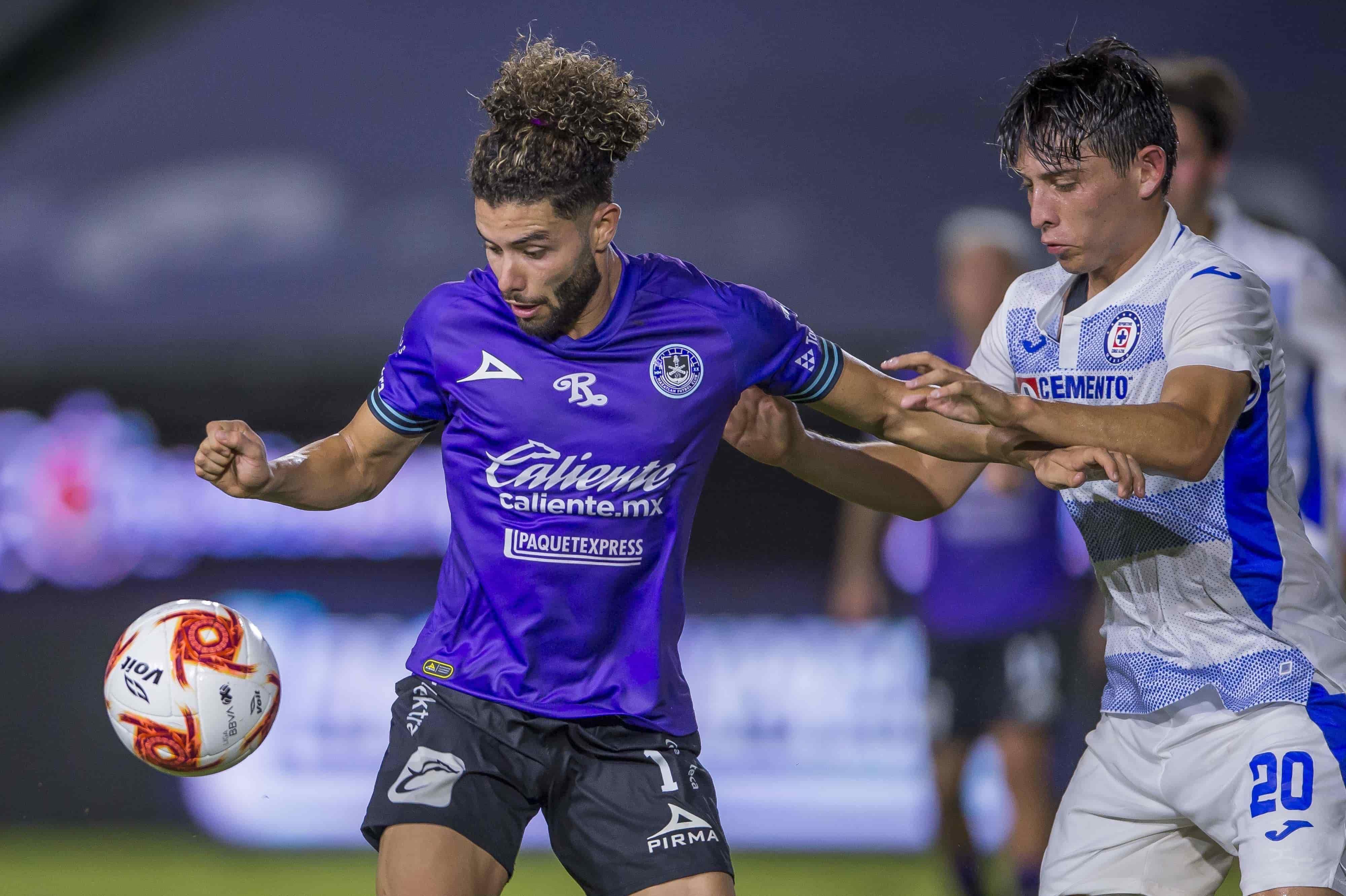 Mazatlán FC 2 - 3 Cruz Azul