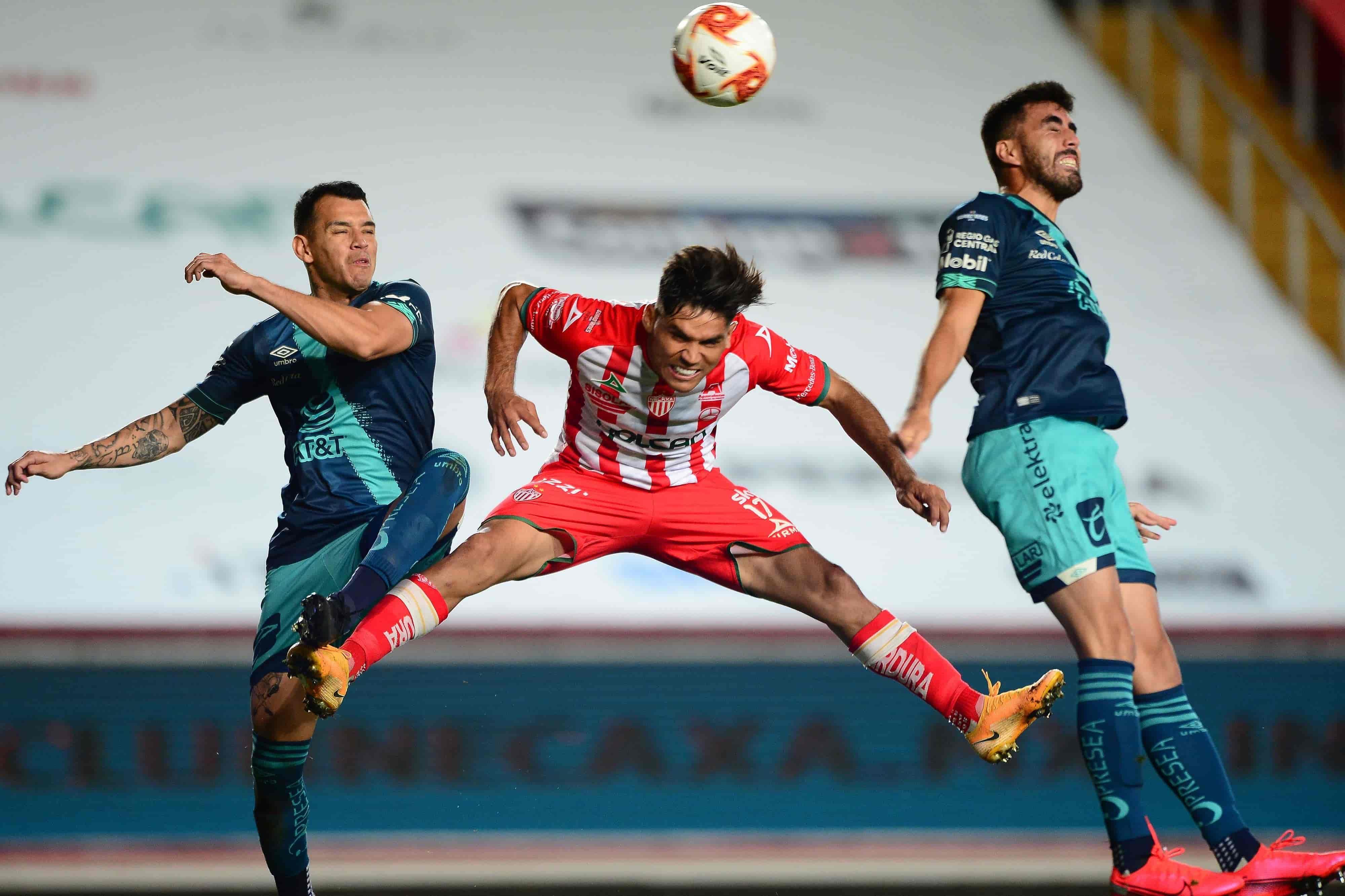 Necaxa 0 - 1 Puebla
