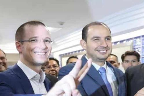 Cortés celebra regresó de Ricardo Anaya a la vida pública