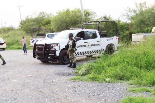 Atacan a policías en Vallecillo
