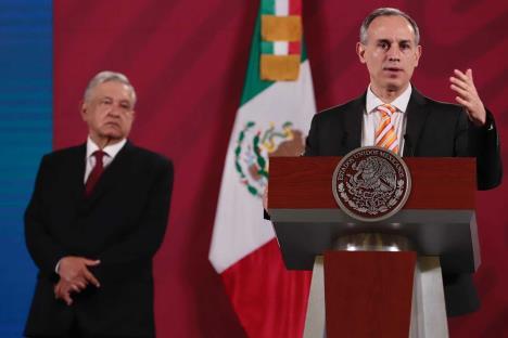 López-Gatell llama a no bajar la guardia ante el Covid-19