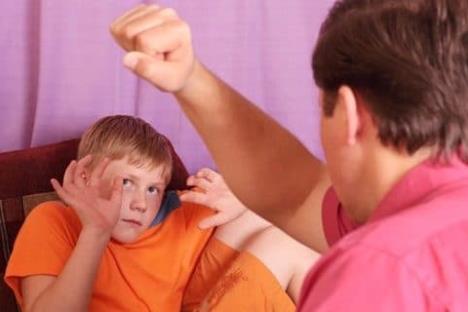 Prohíben castigos corporales a menores