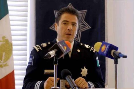 Juez gira orden de aprehensión contra Cárdenas Palomino