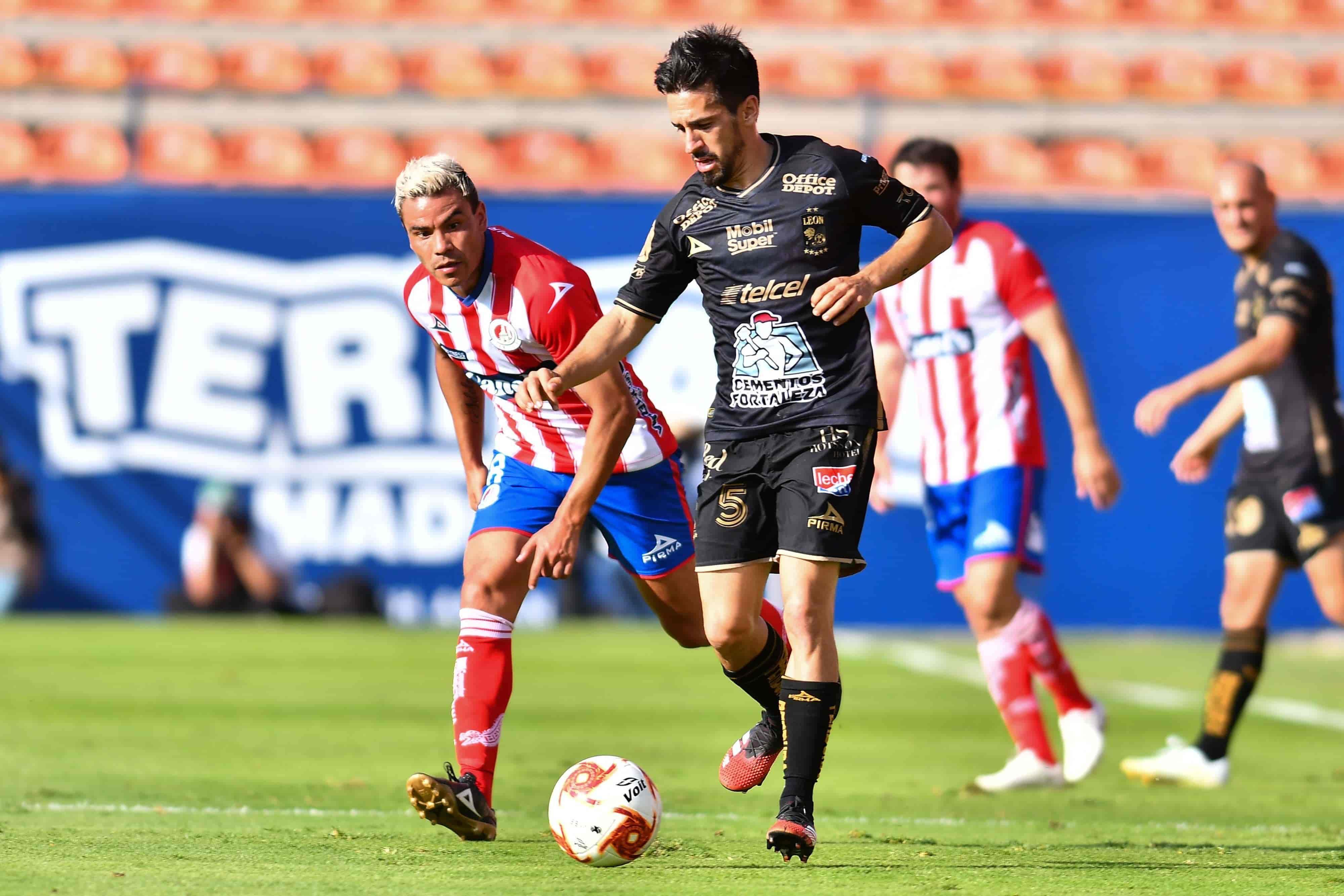 Atlético de San Luis 0-2 León