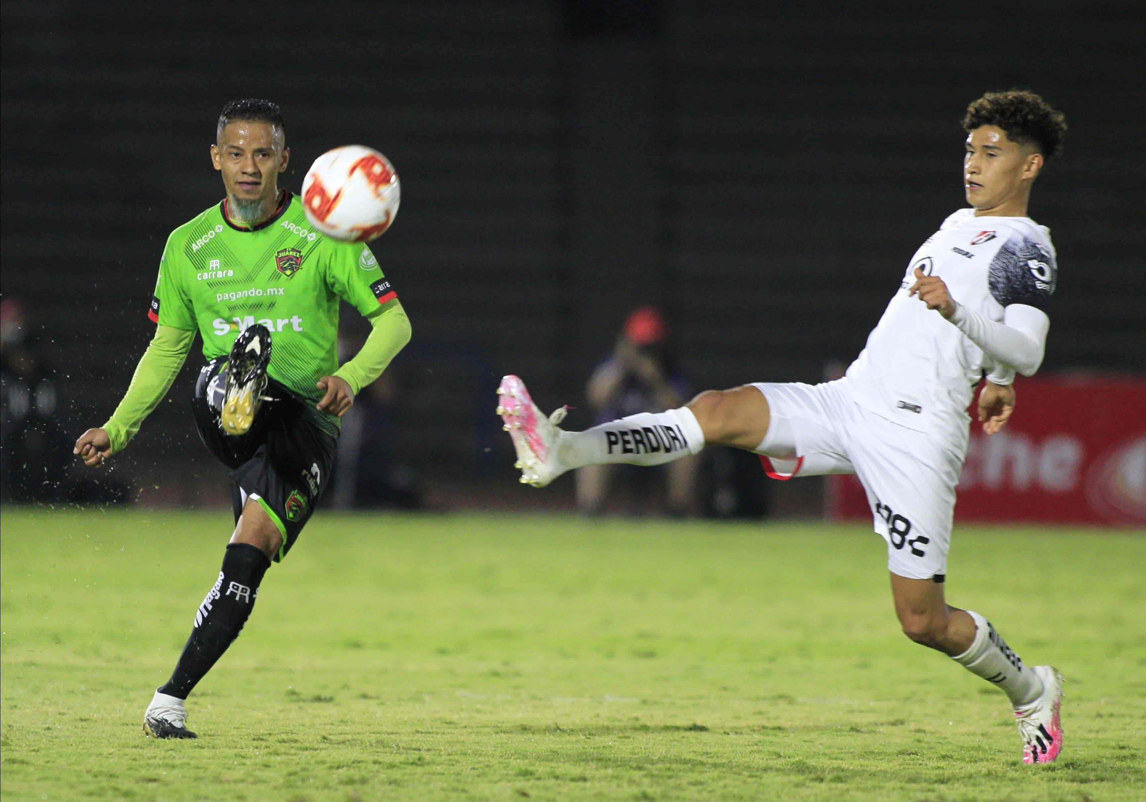 FC Juárez 0-1 Atlas
