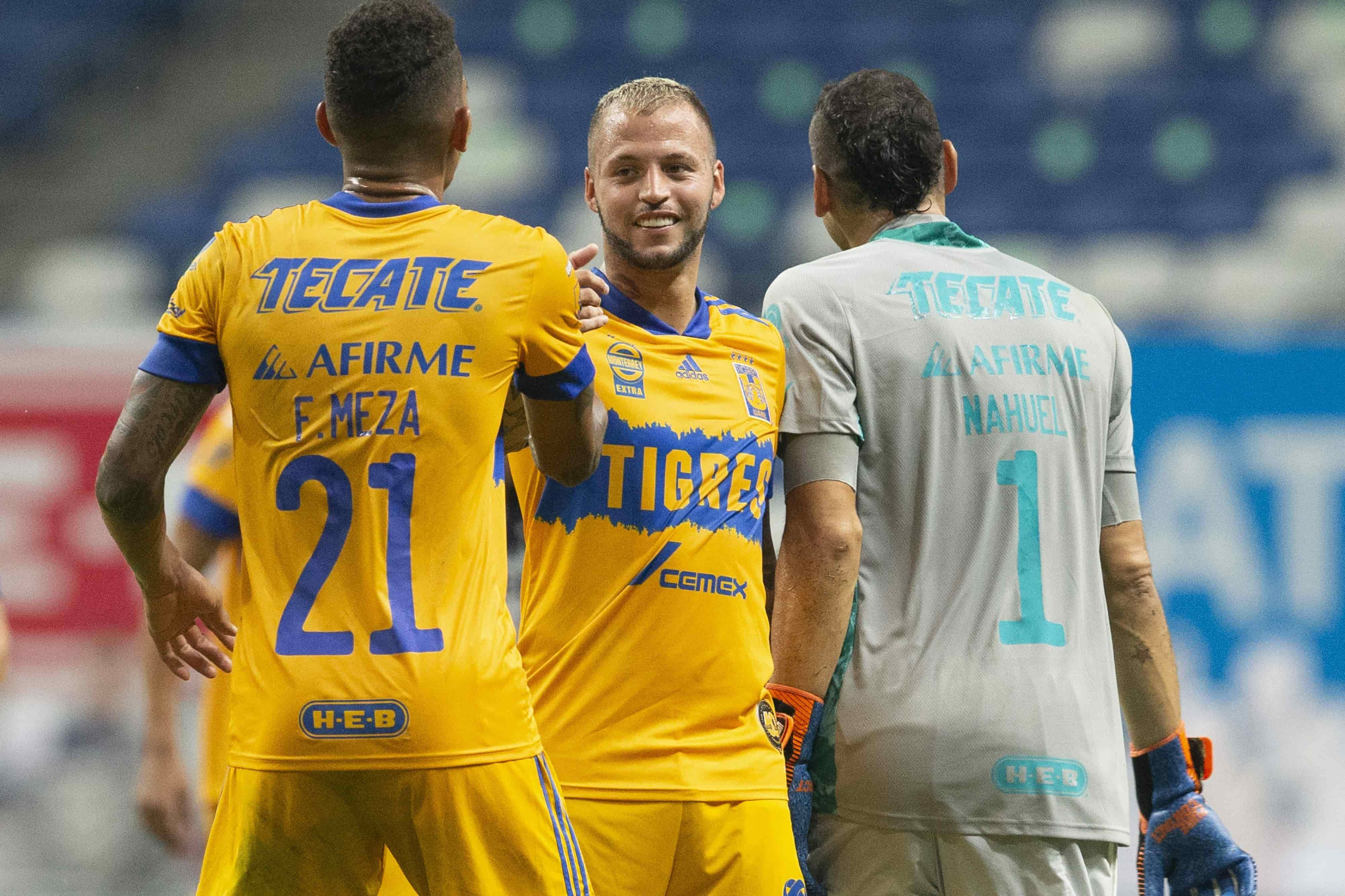 Monterrey 0-2 Tigres