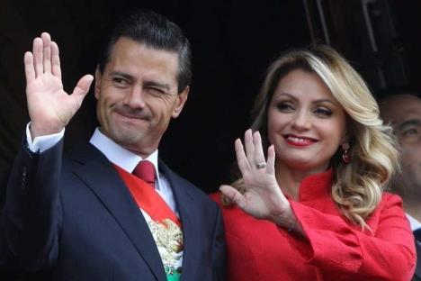 Recibió Angélica Rivera millones de pesos en gobierno de EPN
