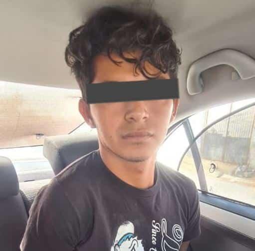 Lo detuvieron al ser denunciado por el robo de dos armas de fuego tipo Glock