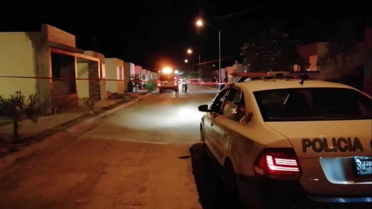 La víctima fue ejecutada a balazos en su domicilio