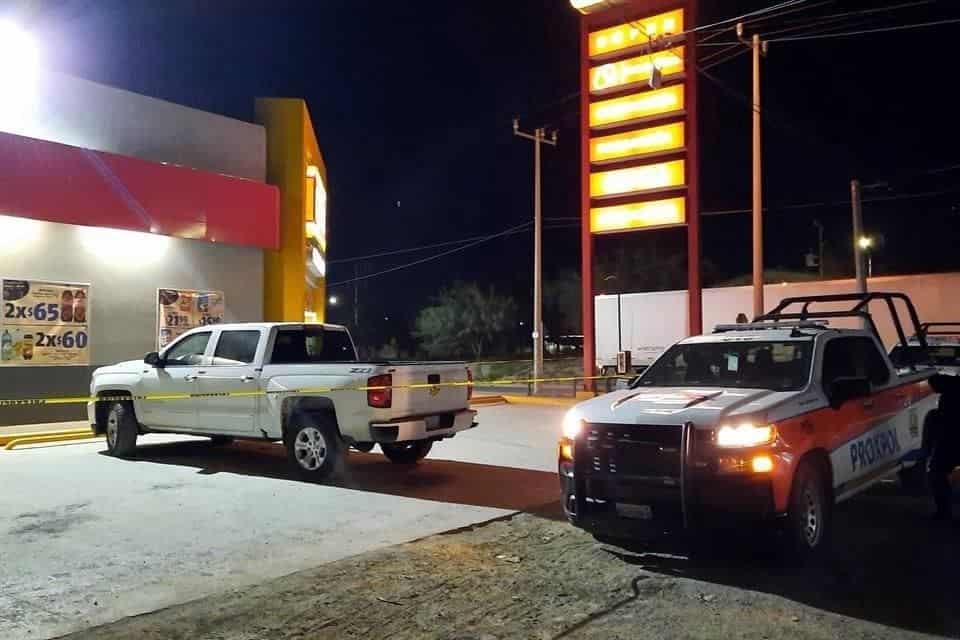 Lograron ubicar la camioneta que fue robada a un escolta