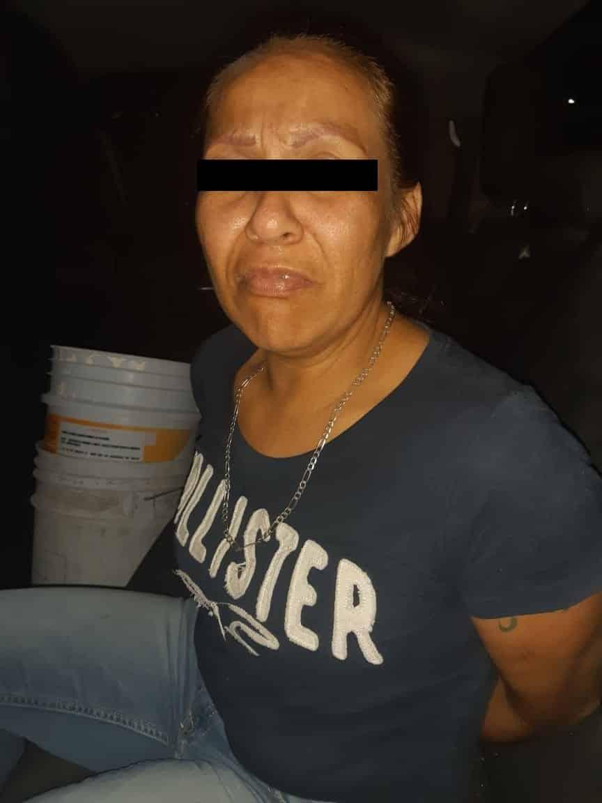 Detuvieron a una mujer que se dedicaba al tráfico de droga