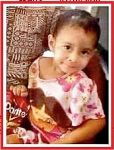 Su madre y su padrastro confesaron, que la habían asesinado a golpes