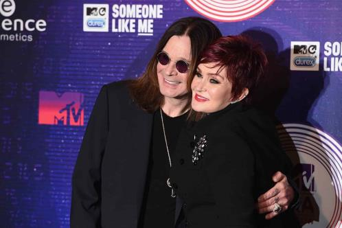 Sharon y Ozzy Osbourne fueron víctimas de un gran fraude