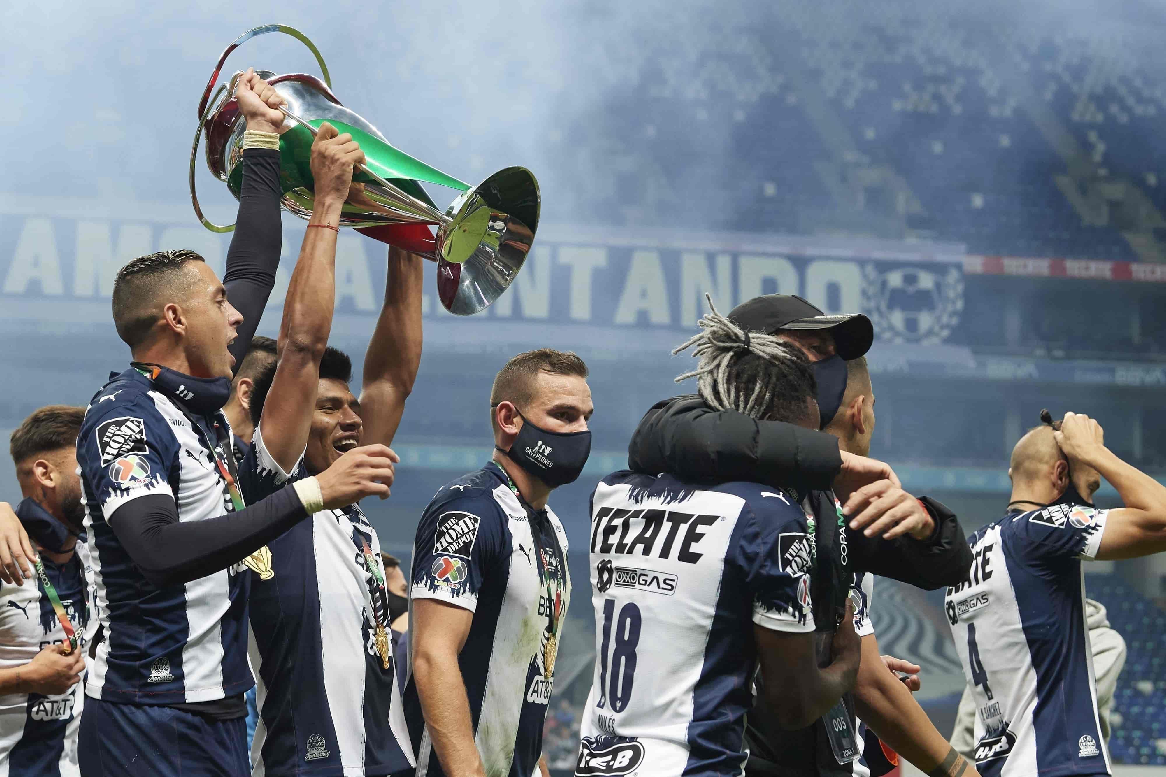 Sólo Cruz Azul había logrado la triple campeonato