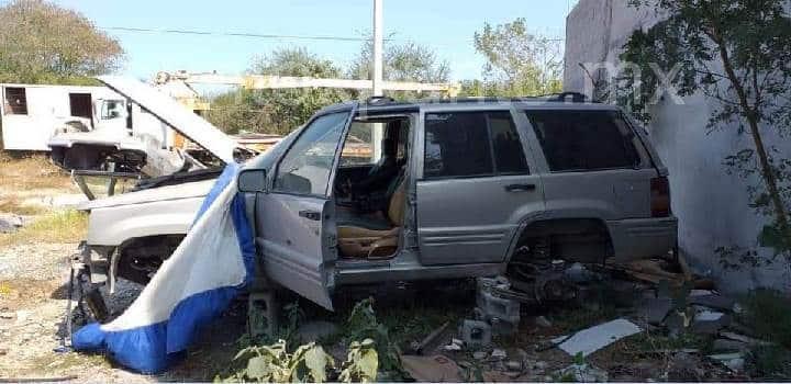 Tenían dos corrales de autos robados que solo utilizaban para cometer los atracos