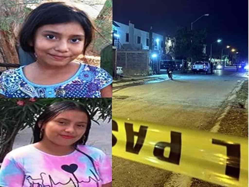 Alerta máxima al reportarse la desaparición de dos hermanitas en el municipio de Apodaca