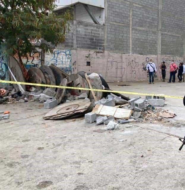 La mujer originaria de Honduras, fue baleada en un lote baldío