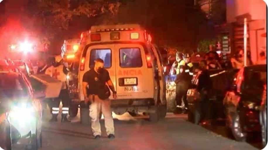 Un hombre fue ejecutado mientras una mujer y un masculino resultaron heridos