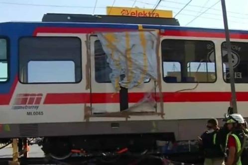 Arriban primeros dos vagones remanufacturados a Metrorrey