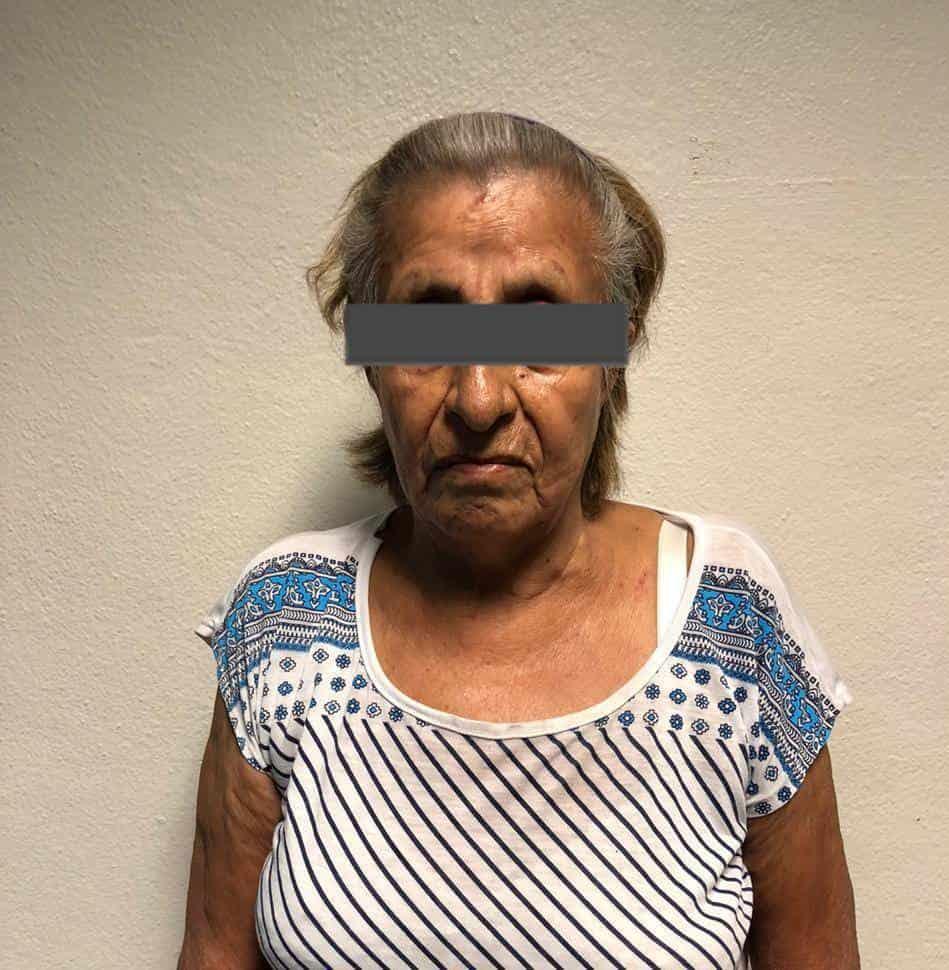Cuatro narcomenudistas, entre ellos una mujer de 74 años , fueron arrestados