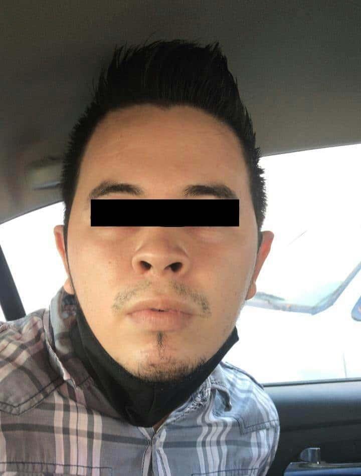 Luego de cargar gasolina en al menos 20 ocasiones e irse sin pagar, el taxista de plataforma digital fue detenido