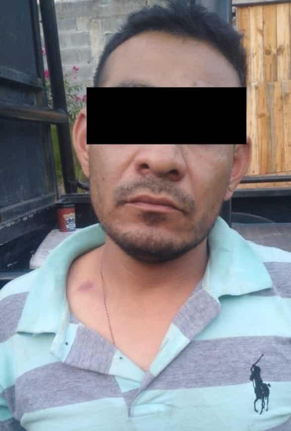 Lo arrestaron tras ser denunciado por una persona a la que le ofreció droga