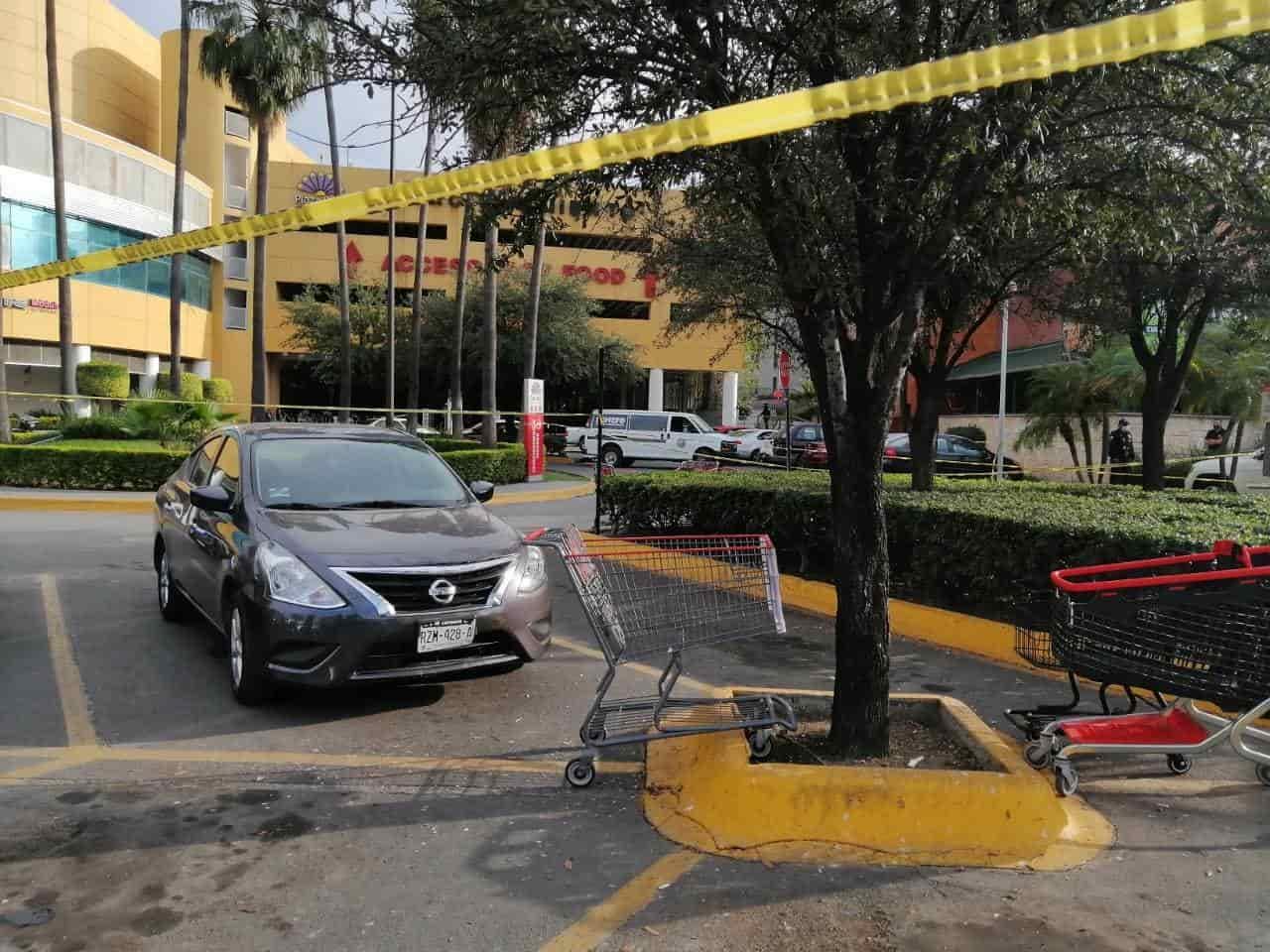 El hombre de la tercera edad murió al ser baleado en el estacionamiento de Plaza Real