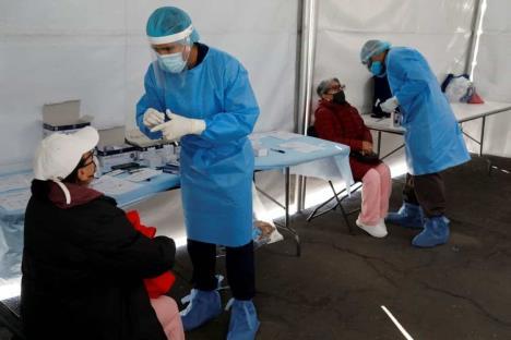 México sobrepasa las 105,000 muertes por Covid-19