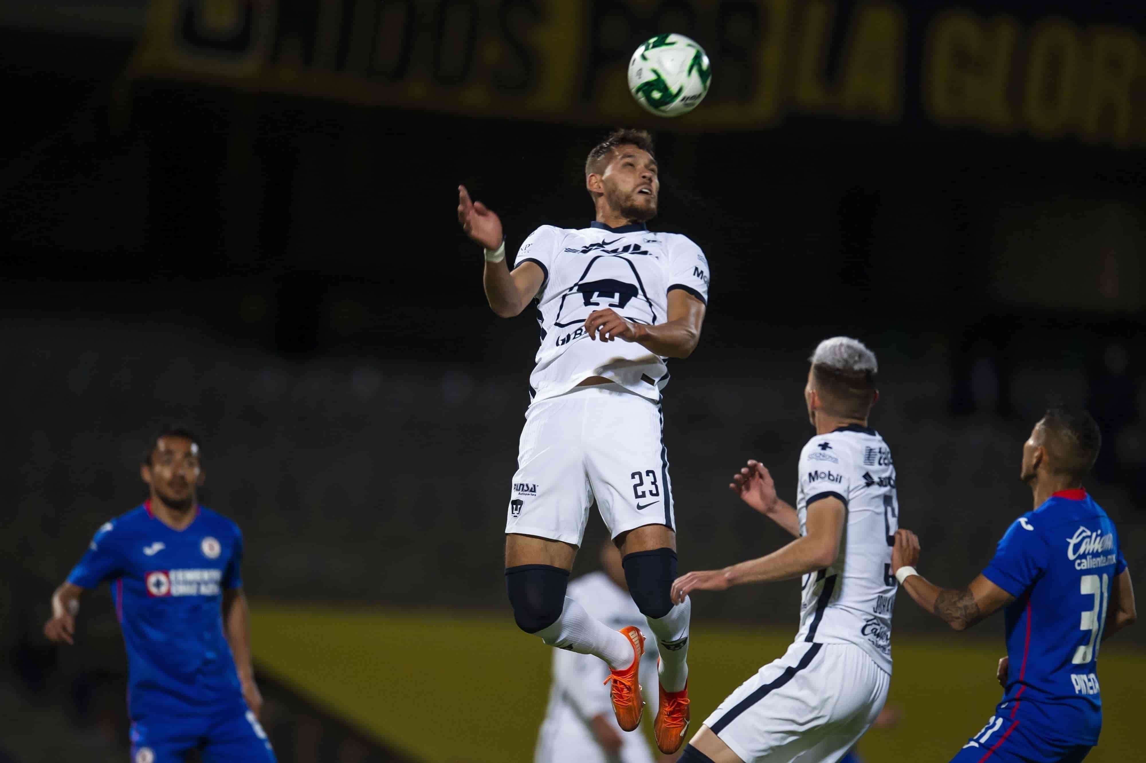 Pumas 4-4 Cruz Azul